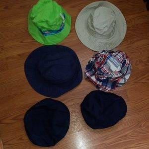 Boys hat bundle